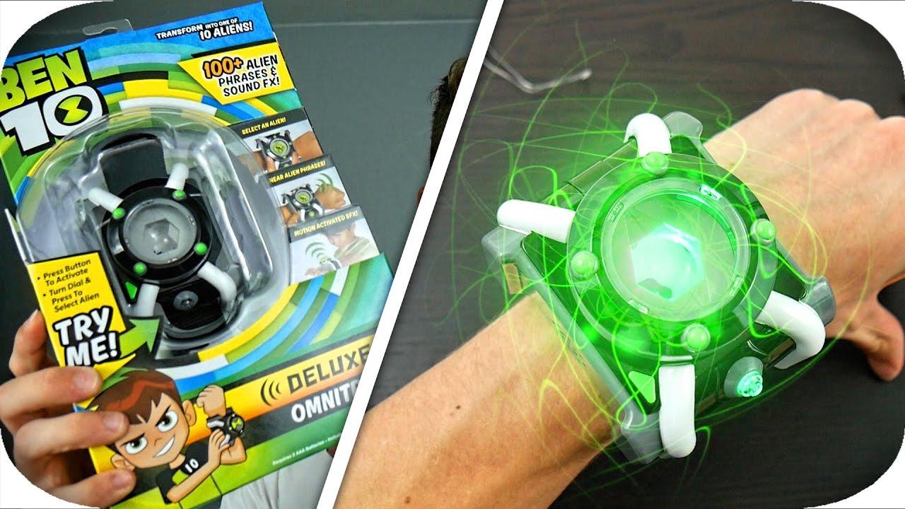 นาฬิกาข้อมือเบนเทน Benten Omnitrix ออมนิทริกซ์ Ben10