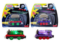 รถไฟโทมัสและพองเพื่อน Thomas&Friends รุ่นcollectilble Railway (ตัวต่อหัวรถจักร รุ่นมีไฟ)