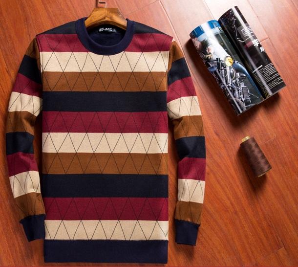 Velvet men's sweater M01