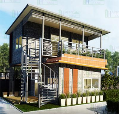 บ้านสำเร็จรูป MS13