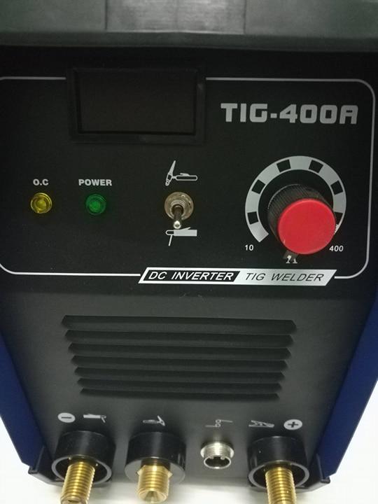 ตู้เชื่อม masaki TIG-400A ตู้เชื่อม 2ระบบ สามารถเชื่อมแหล็ก สแตนเลส แถมฟรี สายเชื่อม หน้ากาก ด้ามเคาะแปลงลวด
