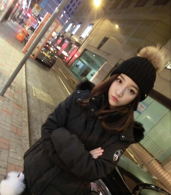 หมวกไหมพรหมเกาหลีผู้หญิง (มี 5 สีให้เลือก)
