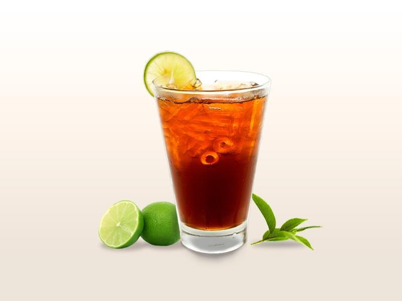 กลิ่นชามะนาว ( Lemon Iced Tea Flavor )