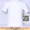 F.เสื้อเปล่า เสื้อยืดเปล่า สีขาว ไซค์ขนาด 34 นิ้ว