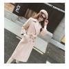 เสื้อโค้ท PASSM คุณภาพดีผ้า Wool กันหนาว (Nude Pink)