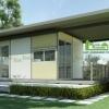 บ้านสำเร็จรูป MS-08 ( 3.60 * 5.40 * 2.87 )