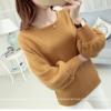 Loose lantarn sweater (สีน้ำตาล)