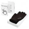 iWinter touch glove ถุงมือทัชกรีนได้ (ผู้ชาย/สีน้ำตาล)