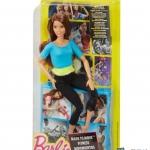 Barbie Made to Move The Ultimate posable Barbie Doll บาร์บีของเลนสำหรับเด็ก ของเล่นเด็กผู้หญิง สำเนา