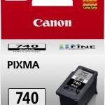 หมึกอิงค์เจ็ท Canon PG-740