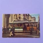 โพสการ์ดเก่า จดหมายเก่า ภาพถ่ายเก่าSAN francisco