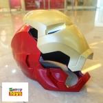 หน้ากาก Iron man หัวIron man หน้ากากไออรอลแมนเปิดปิดอัตโนมัติ
