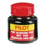 หมึกเติมปากกาเคมี PILOT สีแดง