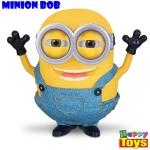 MInion BOB collector's edition บ๊อบ ตุ๊ดตามิเนียน โมเดลมินเดียน พูดได้เต้นได้ สั่งการผ่านคำสั่งเสียง