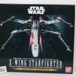 ยานอวกาศสตาร์วอร์ส star wars X-WING STARFIGHTER ยานรบสตาร์วอร์ส มีไฟขยับได้ ลิขสิทธิ์แท้จาก Bandai