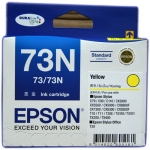 หมึกอิงค์เจ็ท EPSON 73N Yellow T105490