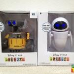 Interaction wall-e,eve หุ่นจิ๋วหวใจเกินร้อย หุ่นยนตร์ wall-e,eve สั่งการผ่านคำสั่งเสียงได้ สามารถพูดคุยกันได้
