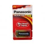 ถ่าน Panasonic 9V อัลคาไลน์