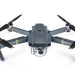 DJI MAVIC PRO โดรนพับได้บินไกล 7 กิโลเมตรดูภาพสดผ่านมือถือ