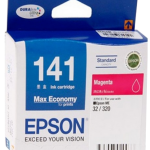 หมึกอิงค์เจ็ท EPSON 141 Magenta T141390