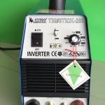 เครื่องเชื่อมอาร์กอนระบบ inverter รุ่น TIG-mma 200 ตู้เชื่อม SUMO TIG/STICK-200