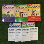 &#x1F4D5คณิต อ.อรรณพ&#x1F4D5 คณิตศาสตร์คอร์ส Entrance ครบเซ็ต 5 เล่ม
