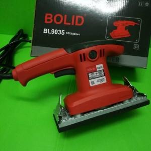 เครื่อง ขัด กระดาษทราย แบบสั้นหน้ายาว BOLID 9035 สีแดง