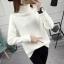 SUMIYA women sweater กันหนาว คุณภาพดี (สีขาว) thumbnail 1
