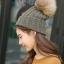 หมวกไหมพรหมเกาหลีผู้หญิง (มี 5 สีให้เลือก) thumbnail 7