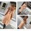 เสื้อโค้ท PASSM คุณภาพดีผ้า Wool กันหนาว (สี Beige) thumbnail 3
