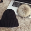 หมวกไหมพรหมเกาหลีผู้หญิง (มี 5 สีให้เลือก) thumbnail 9