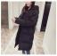 เสื้อกันหนาวผู้หญิงแบบยาว (สีดำ) thumbnail 2