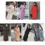 เสื้อโค้ท PASSM คุณภาพดี ผ้า Wool กันหนาว (สีดำ) thumbnail 6
