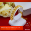 RTN185 สร้อยข้อมือ สร้อยข้อมือทอง สร้อยข้อมือทองคำ 3 บาท ยาว 6 6.5 7 นิ้ว thumbnail 1