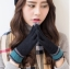 iWinter touch glove ถุงมือทัชกรีนได้ (ผู้หญิง/สีดำ) thumbnail 1