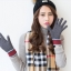 iWinter touch glove ถุงมือทัชกรีนได้ (ผู้หญิง/สีเทา) thumbnail 5