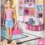 Barbie ตุ๊กตาบาร์บี ของเล่นเด็กผู้หญิง บาร์บีเซตมาพร้อมเซตของใช้ thumbnail 3