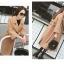 เสื้อโค้ท PASSM คุณภาพดีผ้า Wool กันหนาว (สี Beige) thumbnail 2