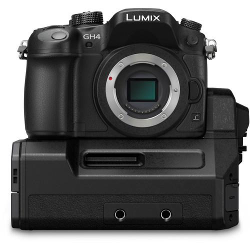 กล้อง DSLR Panasonic Lumix DMC-GH4 Mirrorless Micro Four Thirds Digital Camera with Interface Unit