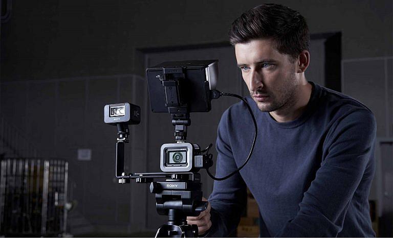 จำหน่ายกล้องวีดีโอ Action camera Sony RX0