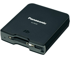 Panasonic AJ-PCD2G Single-Slot P2 Memory Card Drive