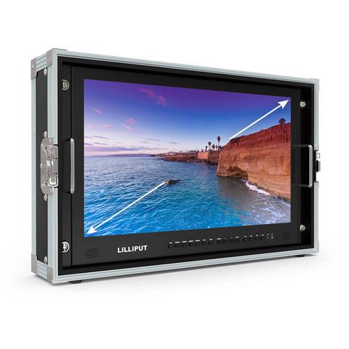 จอมอนิเตอร์ Lilliput BM230-4K Carry-On 4K Monitor (V-Mount)