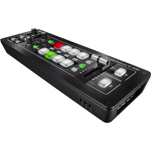 Switcher Roland V-1HD Portable 4 x HDMI Input