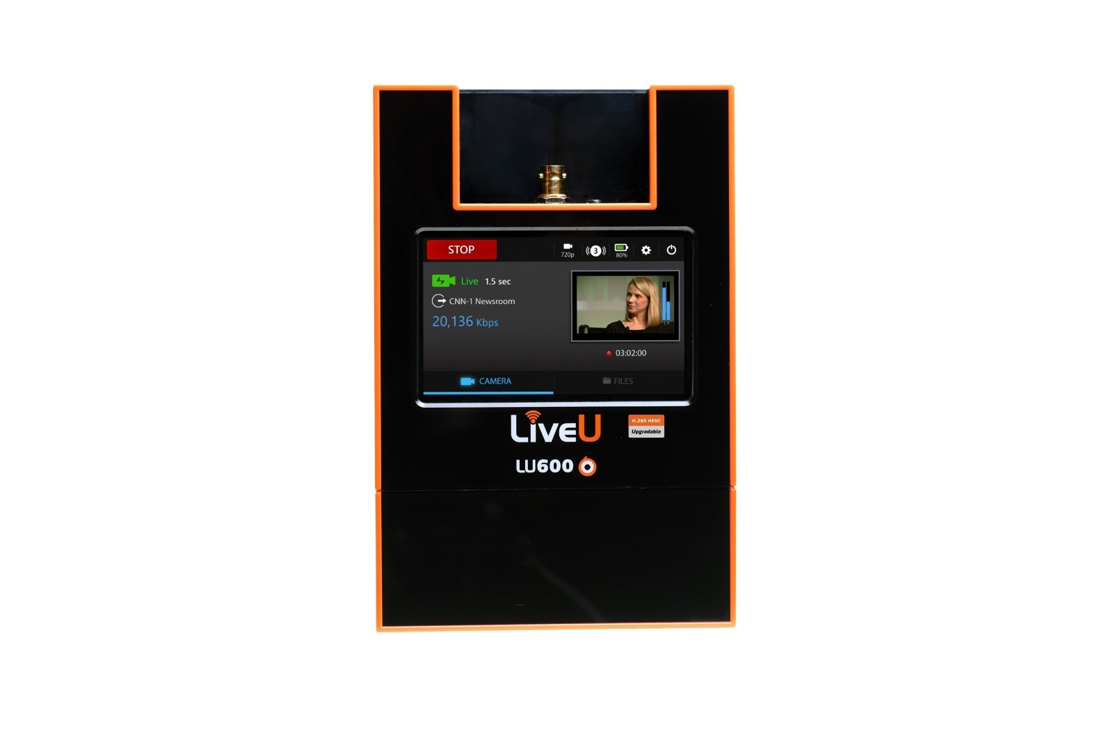 LU600-LiveU Streaming