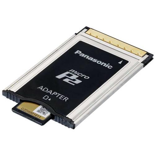 เมมโมรี่การ์ด Panasonic AJ-P2AD1G microP2 Memory Card Adapter