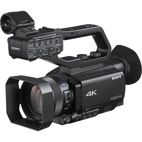 "กล้องวีดีโอ Sony PXW-Z90 4K HDR XDCAM Single 1"" Exmor RS CMOS Sensor"