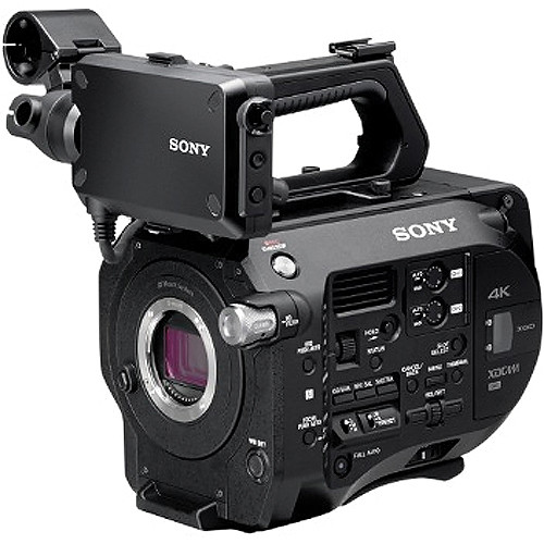 กล้องวีดีโอ Sony PXW-FS7 XDCAM Super 35 Camera System