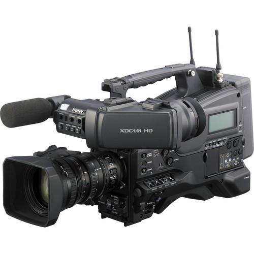 """กล้องวีดีโอ Sony PMW-400K 2/3"""" XDCAM EX HD Camcorder with Lens & 50 Pin Interface Adapter"""