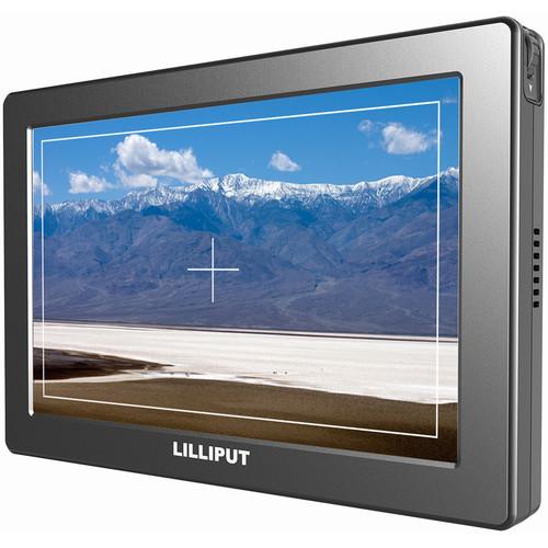 จอมอนิเตอร์ Lilliput A7 7นิ้ว Full HD Camera-Top Monitor