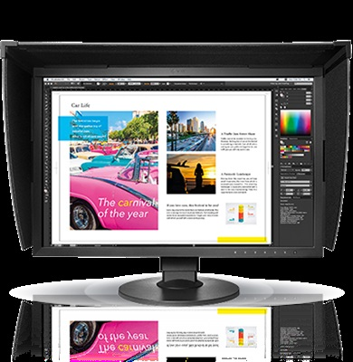 จอมอนิเตอร์ ColorEdge CG2420